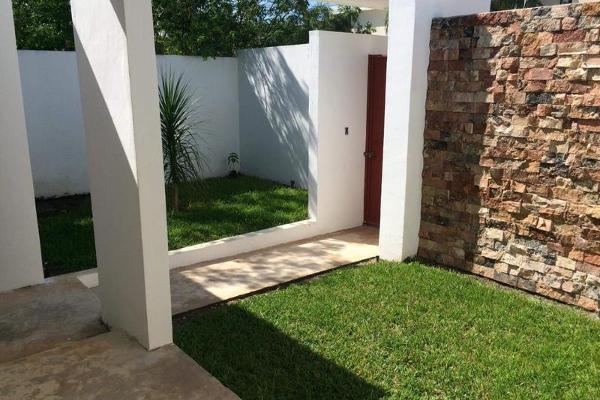 Foto de casa en venta en  , santa rita cholul, mérida, yucatán, 7974601 No. 22