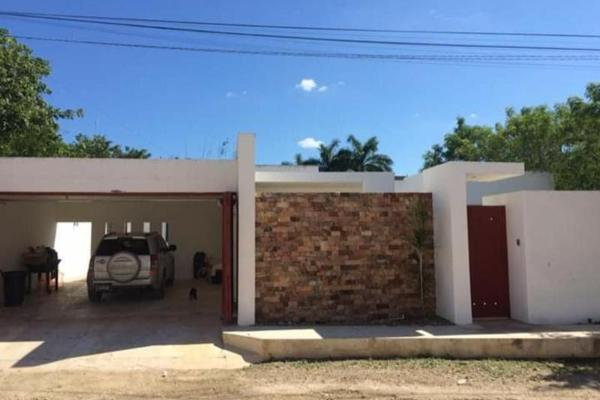 Foto de casa en venta en  , santa rita cholul, mérida, yucatán, 7974601 No. 23