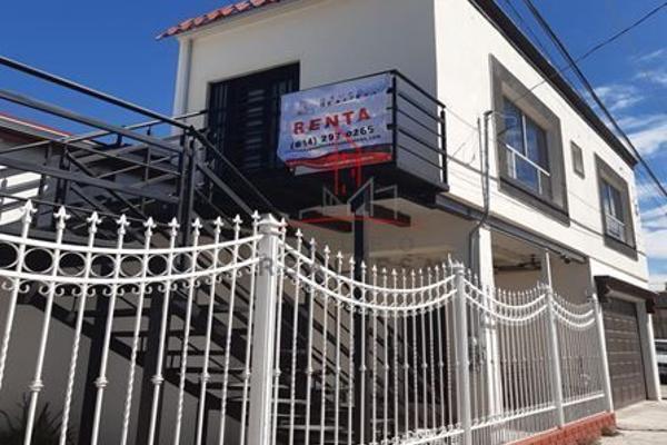 Foto de departamento en renta en  , santa rosa, chihuahua, chihuahua, 12269853 No. 01