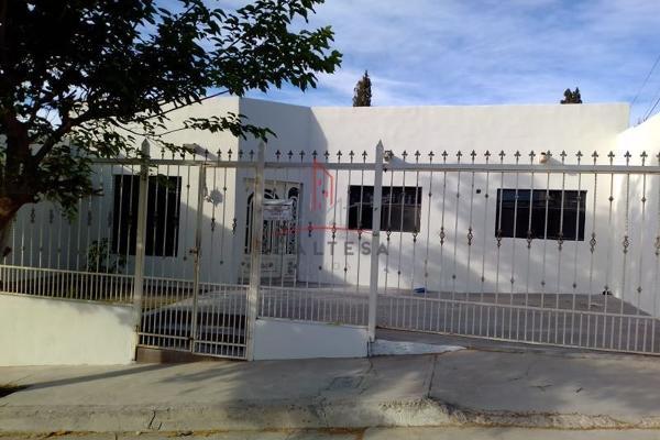 Foto de casa en venta en  , santa rosa, chihuahua, chihuahua, 13398336 No. 01