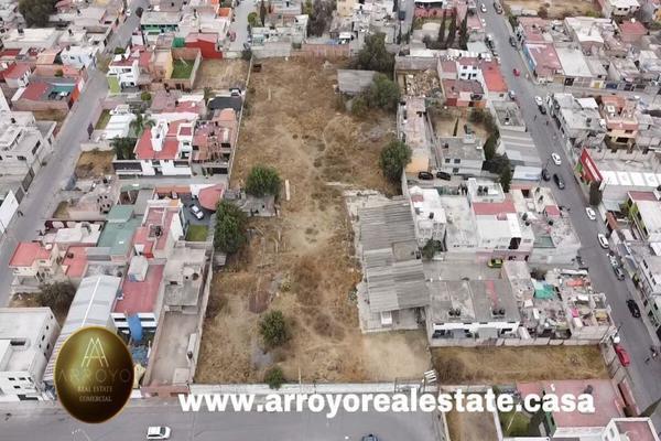 Foto de terreno comercial en venta en  , santa rosa de lima, cuautitlán izcalli, méxico, 19260889 No. 01