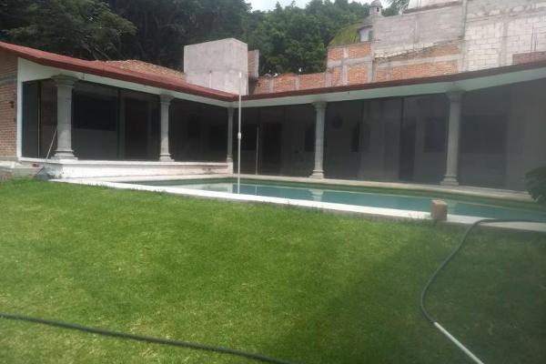 Foto de casa en venta en  , santa rosa, yautepec, morelos, 6204149 No. 01