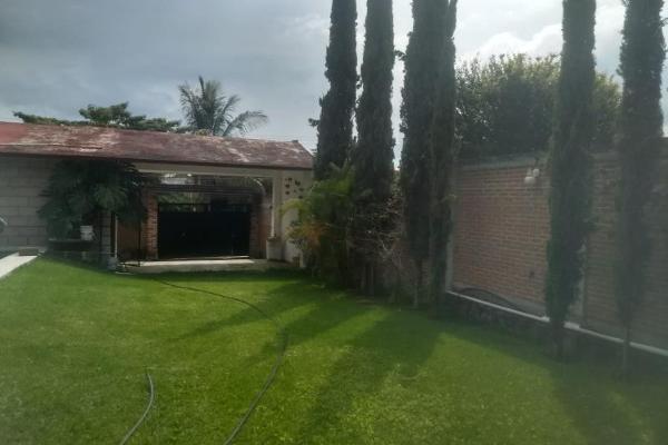 Foto de casa en venta en  , santa rosa, yautepec, morelos, 6204149 No. 10