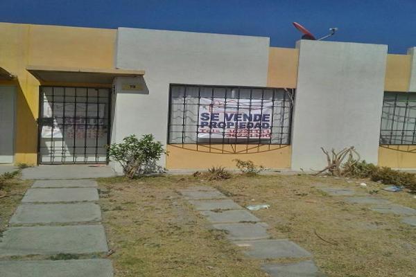 Foto de casa en venta en santa teresa vii 1, santa teresa 5 y 5 bis, huehuetoca, méxico, 8875869 No. 01