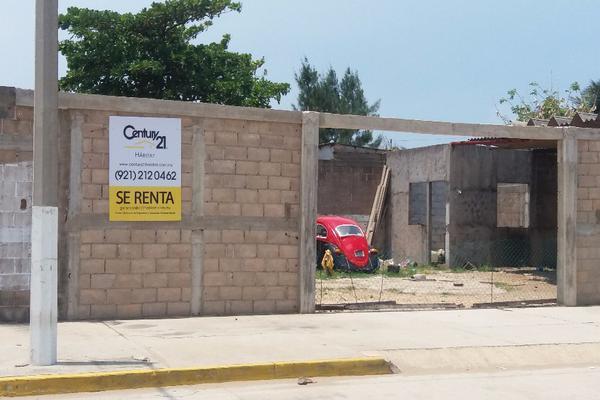 Foto de terreno habitacional en renta en santa trinidad s/n , lomas de barrillas, coatzacoalcos, veracruz de ignacio de la llave, 3183218 No. 02