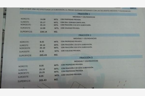 Foto de terreno habitacional en venta en santana 6248, lomas de angelópolis ii, san andrés cholula, puebla, 5687276 No. 03