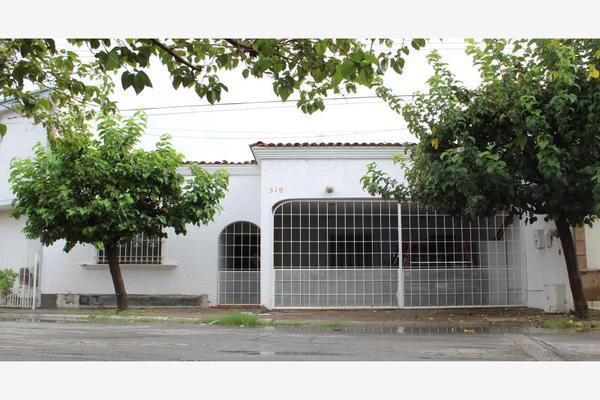 Foto de casa en venta en santander 319, la rosita, torreón, coahuila de zaragoza, 0 No. 01