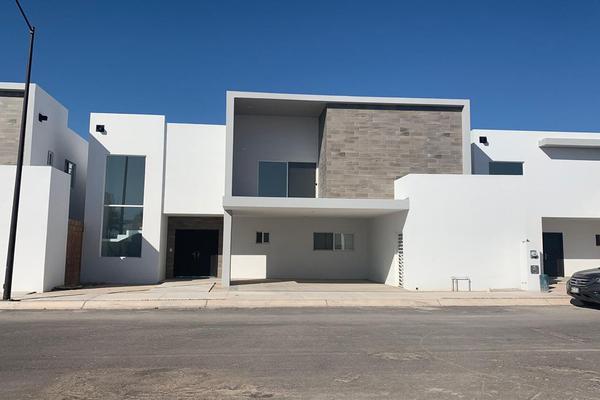 Foto de casa en venta en santerra 10, hacienda residencial condominal, hermosillo, sonora, 0 No. 01