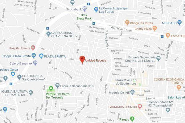 Foto de departamento en venta en  , santiago acahualtepec, iztapalapa, df / cdmx, 16527287 No. 10