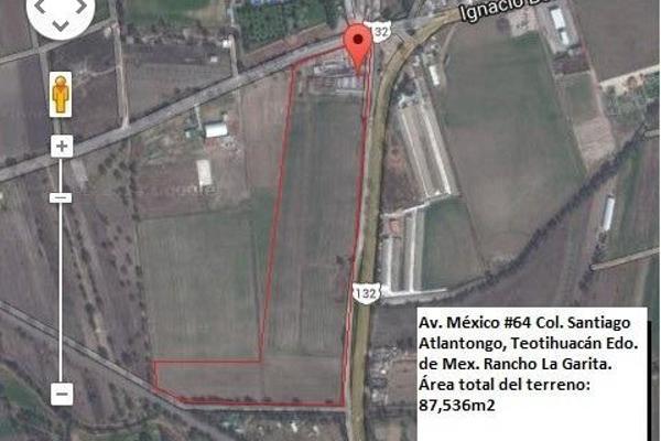 Foto de terreno comercial en venta en  , santiago atlatongo, teotihuacán, méxico, 2629558 No. 20