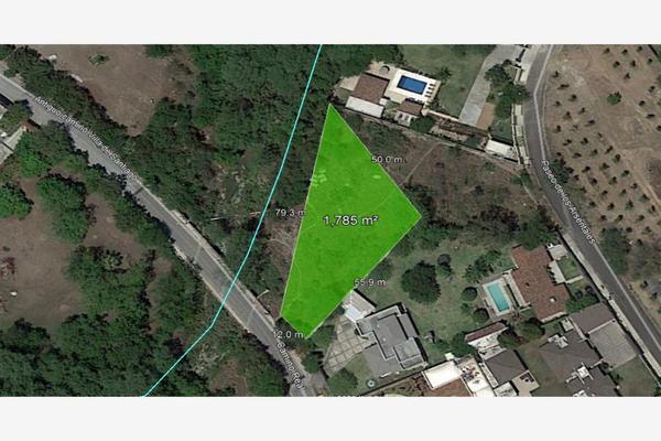 Foto de terreno habitacional en venta en  , santiago centro, santiago, nuevo león, 15245962 No. 01