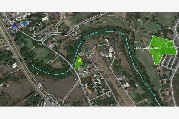 Foto de terreno habitacional en venta en  , santiago centro, santiago, nuevo león, 15245962 No. 03