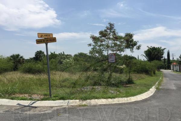 Foto de terreno habitacional en venta en  , santiago centro, santiago, nuevo león, 8280776 No. 01
