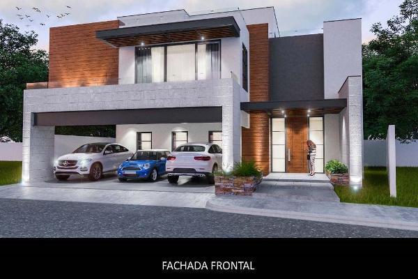 Foto de casa en venta en  , santiago centro, santiago, nuevo león, 8898085 No. 01