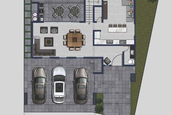 Foto de casa en venta en  , santiago centro, santiago, nuevo león, 8898085 No. 03