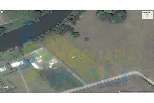 Foto de terreno habitacional en venta en  , santiago de la peña, tuxpan, veracruz de ignacio de la llave, 5857801 No. 16