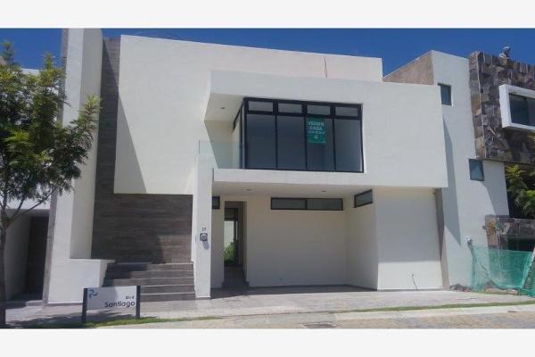 Foto de casa en venta en santiago , lomas de angelópolis ii, san andrés cholula, puebla, 3431612 No. 01