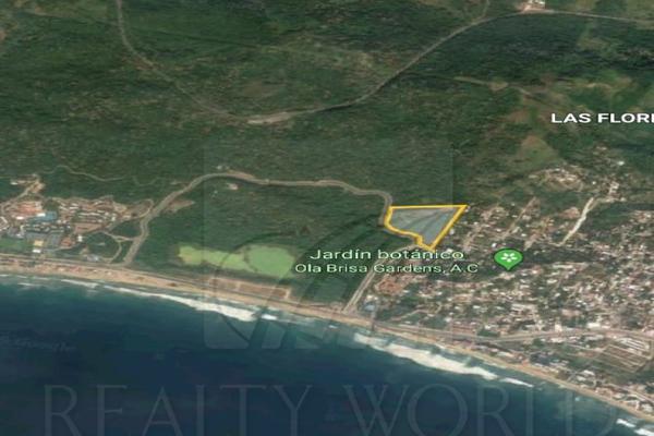 Foto de terreno habitacional en venta en  , santiago, manzanillo, colima, 7307844 No. 01