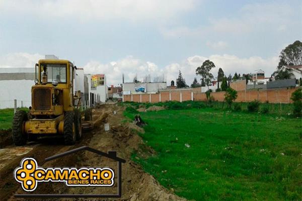 Foto de terreno habitacional en venta en  , santiago momoxpan, san pedro cholula, puebla, 2686257 No. 01