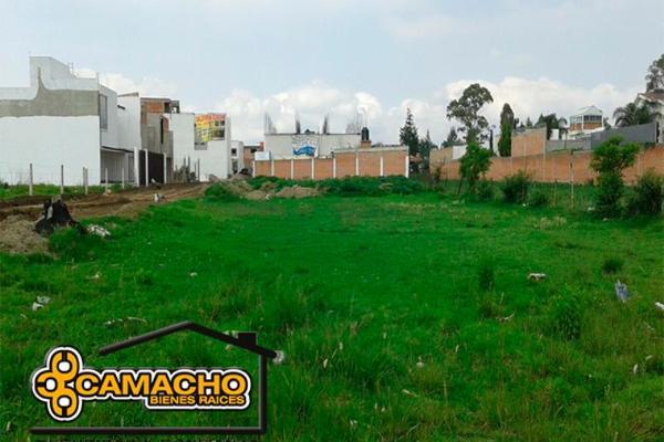 Foto de terreno habitacional en venta en  , santiago momoxpan, san pedro cholula, puebla, 2686257 No. 02