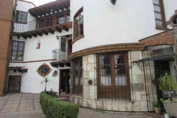 Foto de casa en condominio en venta en santiago , san jerónimo lídice, la magdalena contreras, df / cdmx, 5738651 No. 04