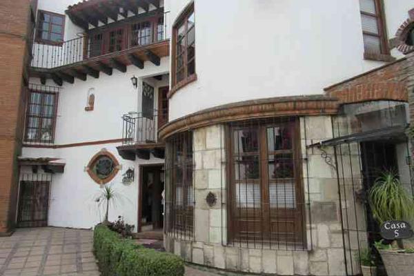 Foto de casa en condominio en venta en santiago , san jerónimo lídice, la magdalena contreras, df / cdmx, 5738651 No. 08