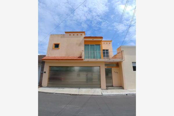 Foto de casa en venta en santiago tuxtla 256, la tampiquera, boca del río, veracruz de ignacio de la llave, 6142722 No. 01