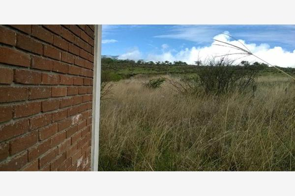 Foto de terreno habitacional en venta en  , santiago undameo, morelia, michoacán de ocampo, 5396100 No. 04