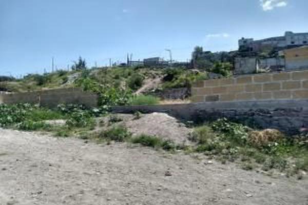Foto de terreno habitacional en venta en santiago zacatlan , jardines de santiago, querétaro, querétaro, 18858930 No. 01