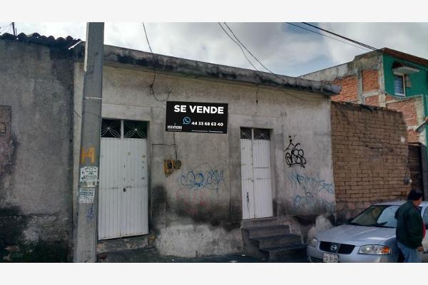 Foto de terreno habitacional en venta en  , santiaguito, morelia, michoacán de ocampo, 2706129 No. 01