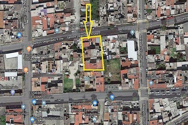 Foto de terreno habitacional en venta en santos degollado , toluca, toluca, méxico, 0 No. 02