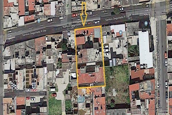 Foto de terreno habitacional en venta en santos degollado , toluca, toluca, méxico, 0 No. 03