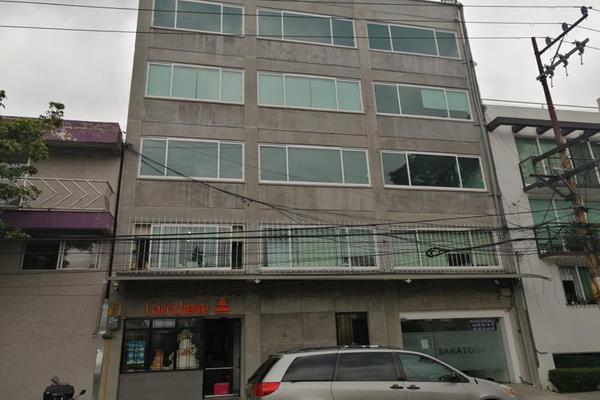 Foto de oficina en renta en saratoga 717 piso 5 , portales sur, benito juárez, df / cdmx, 16404711 No. 01