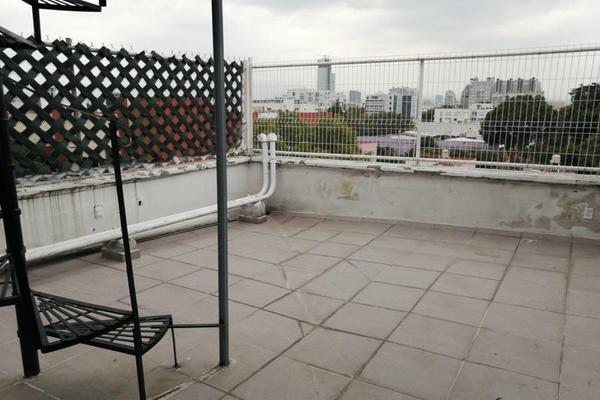 Foto de oficina en renta en saratoga 717 piso 5 , portales sur, benito juárez, df / cdmx, 16404711 No. 10