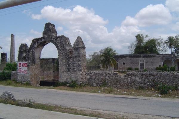 Foto de rancho en venta en  , sasula, mérida, yucatán, 1071995 No. 01