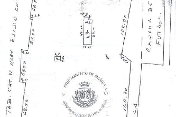 Foto de rancho en venta en  , sasula, mérida, yucatán, 1071995 No. 09