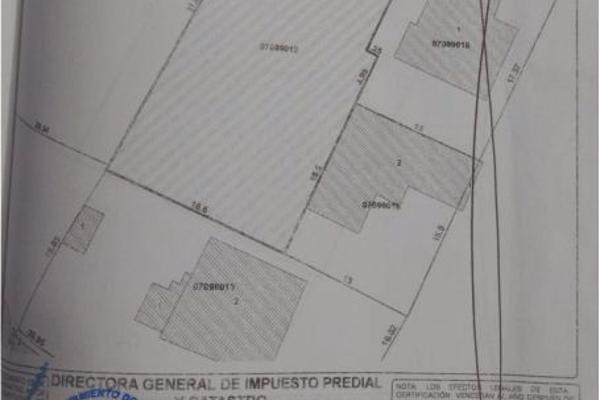 Foto de terreno habitacional en venta en  , satélite, cuernavaca, morelos, 6135434 No. 01