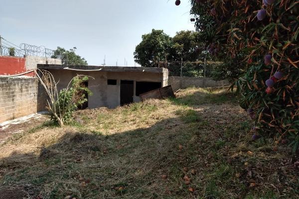 Foto de terreno habitacional en venta en  , satélite, cuernavaca, morelos, 6135434 No. 05