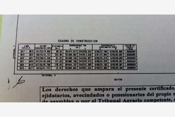 Foto de terreno habitacional en venta en saturnino cedillo 78899, villa de pozos, san luis potosí, san luis potosí, 19266419 No. 07