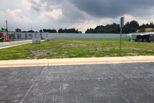 Foto de terreno habitacional en venta en sauces s/n , llano grande, metepec, méxico, 5677637 No. 04