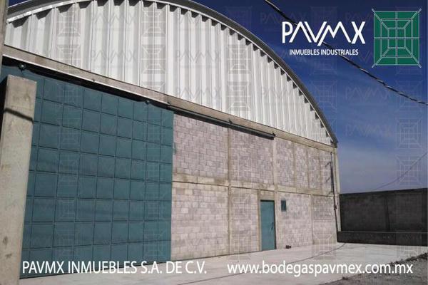 Foto de nave industrial en renta en s/c 13, ex rancho jajalpa, ecatepec de morelos, méxico, 8874634 No. 09