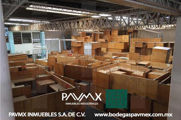 Foto de nave industrial en renta en s/c 6, adolfo ruiz cortines, ecatepec de morelos, méxico, 8878972 No. 02
