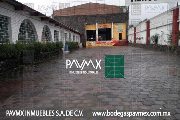 Foto de nave industrial en renta en s/c 6, josefa ortiz de domínguez sagitario vii, ecatepec de morelos, méxico, 8878883 No. 01