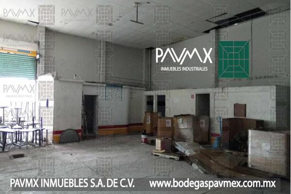 Foto de nave industrial en renta en s/c 6, josefa ortiz de domínguez sagitario vii, ecatepec de morelos, méxico, 8878883 No. 03
