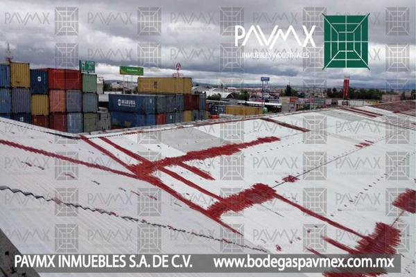 Foto de nave industrial en renta en s/c 6, josefa ortiz de domínguez sagitario vii, ecatepec de morelos, méxico, 8878883 No. 06