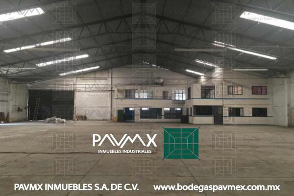 Foto de nave industrial en renta en s/c 6, santa clara coatitla, ecatepec de morelos, méxico, 8875279 No. 01