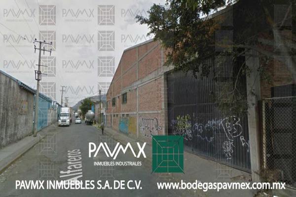 Foto de nave industrial en renta en s/c 6, santa clara coatitla, ecatepec de morelos, méxico, 8875279 No. 02