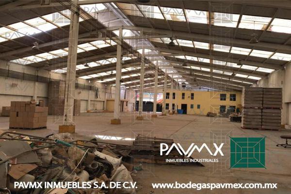 Foto de nave industrial en renta en s/c 8, rustica xalostoc, ecatepec de morelos, méxico, 8871294 No. 02