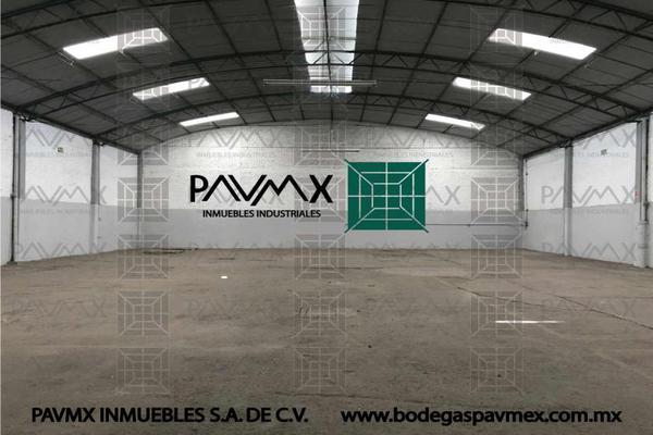 Foto de nave industrial en renta en s/c 8, viveros de xalostoc, ecatepec de morelos, méxico, 8872217 No. 01