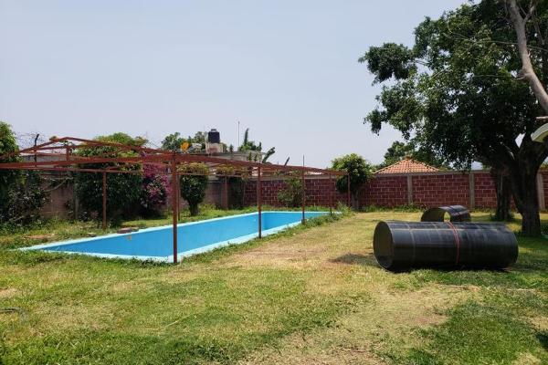 Foto de casa en venta en sc , adolfo lópez mateos, yecapixtla, morelos, 5953832 No. 01
